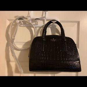 Kate ♠️ Faux Alligator skin bag